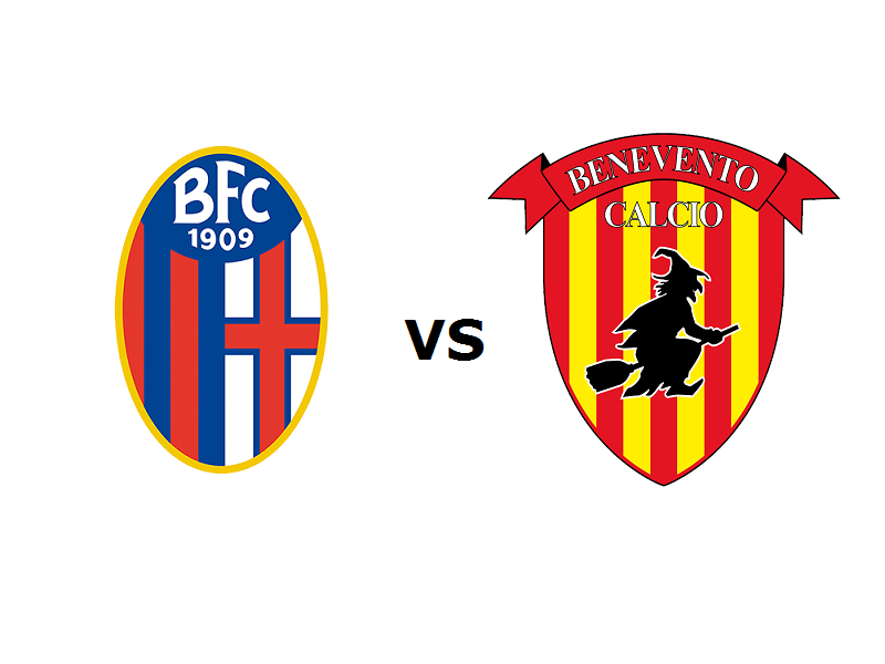 Bologna Benevento streaming