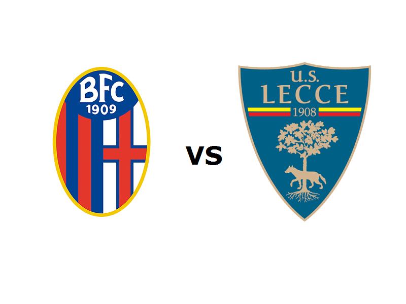 Bologna Lecce streaming