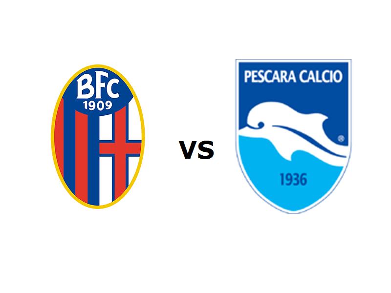 Bologna Pescara streaming