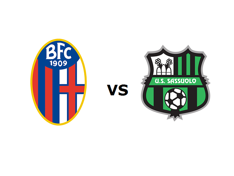 Bologna Sassuolo streaming