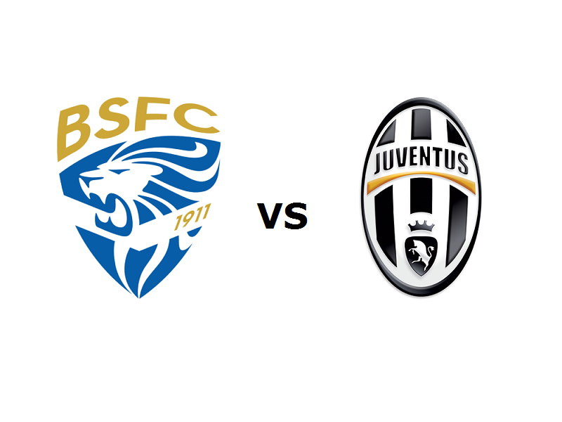 Brescia Juventus streaming