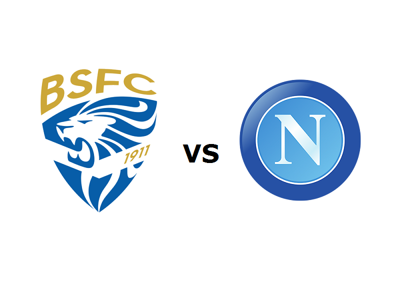 Brescia Napoli streaming