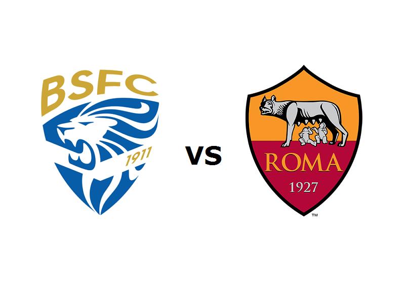 Brescia Roma streaming