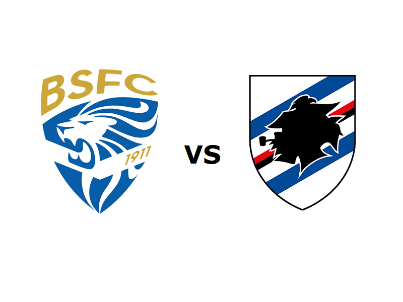 Brescia Sampdoria streaming