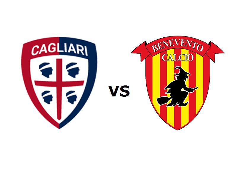 Cagliari Benevento streaming