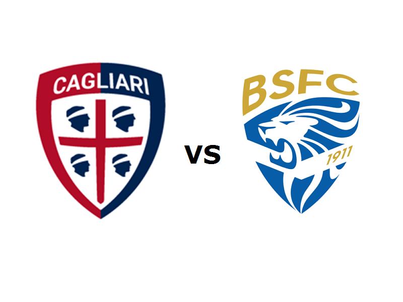 Cagliari Brescia streaming