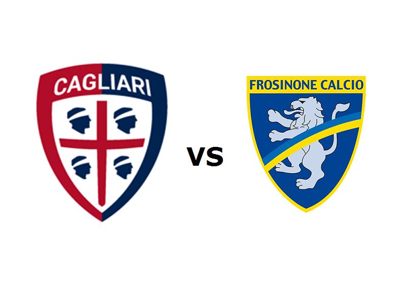 Cagliari Frosinone streaming