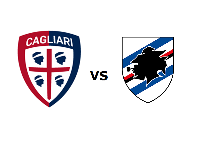Cagliari Sampdoria streaming