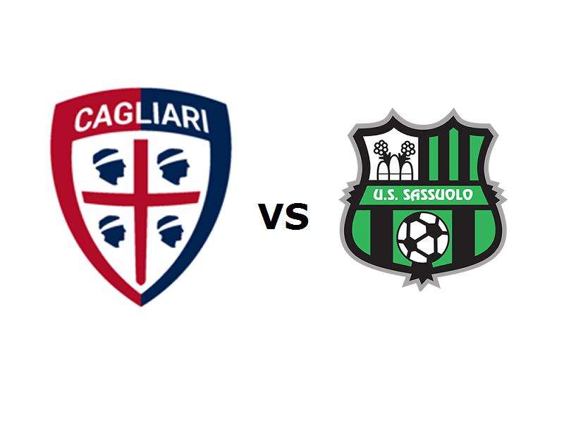 Cagliari Sassuolo streaming
