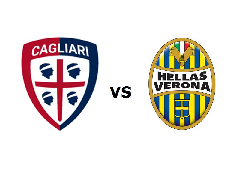 Cagliari Verona streaming
