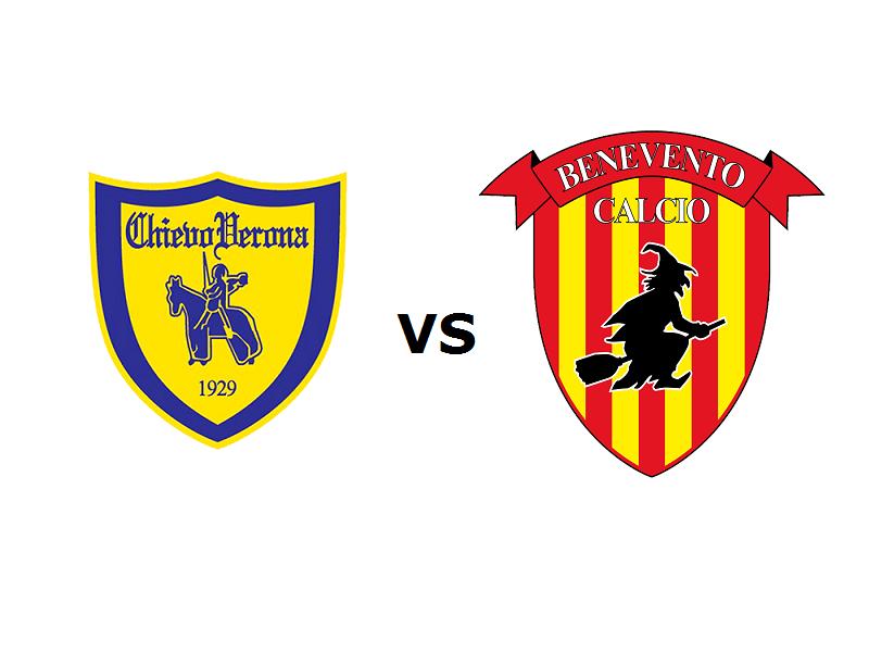 Chievo Benevento streaming