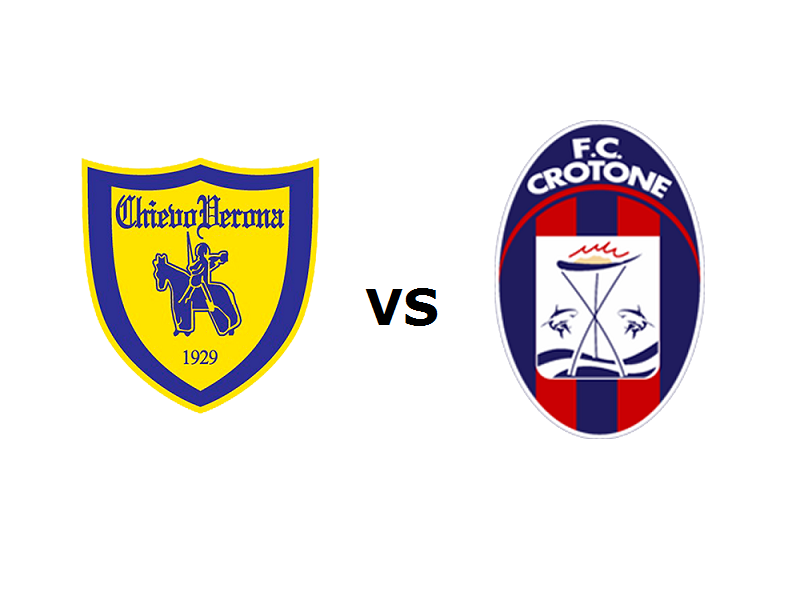 Chievo Crotone streaming