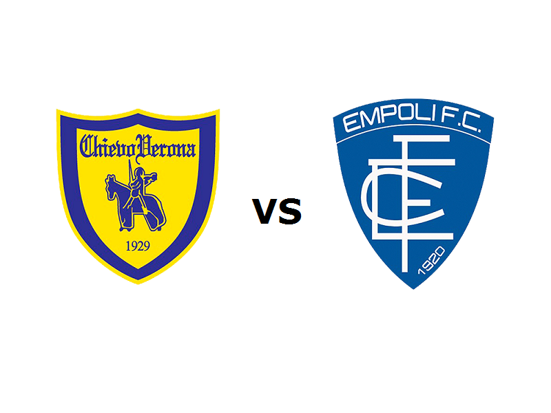 Chievo Empoli streaming
