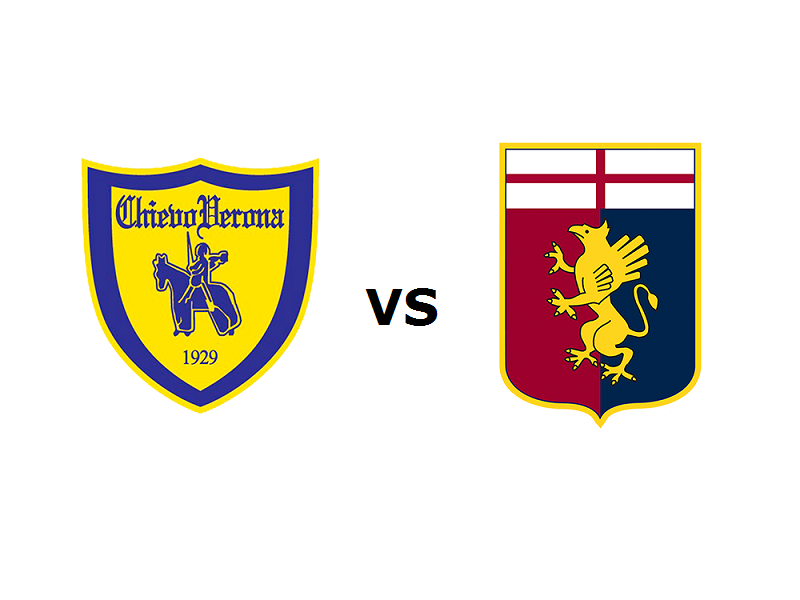 Chievo Genoa streaming