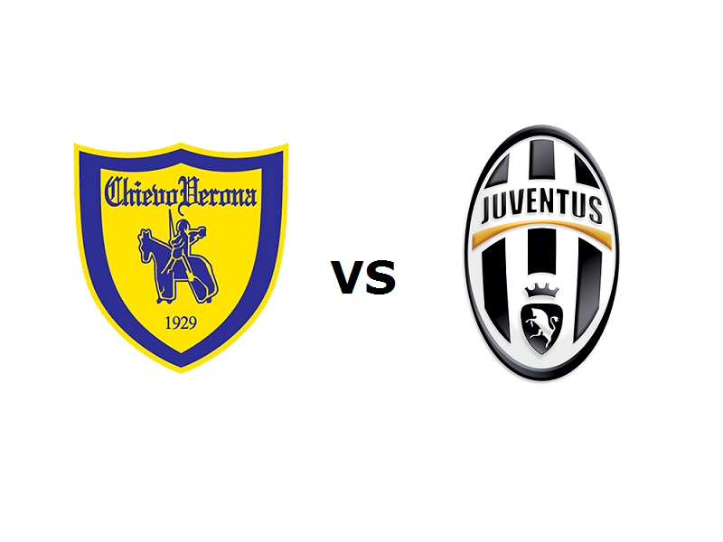 Chievo Juventus streaming