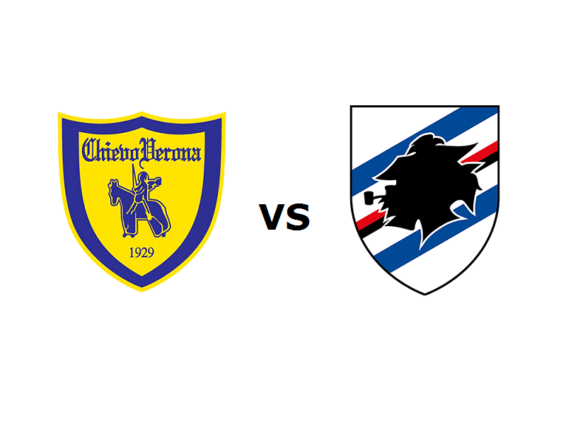 Chievo Sampdoria streaming