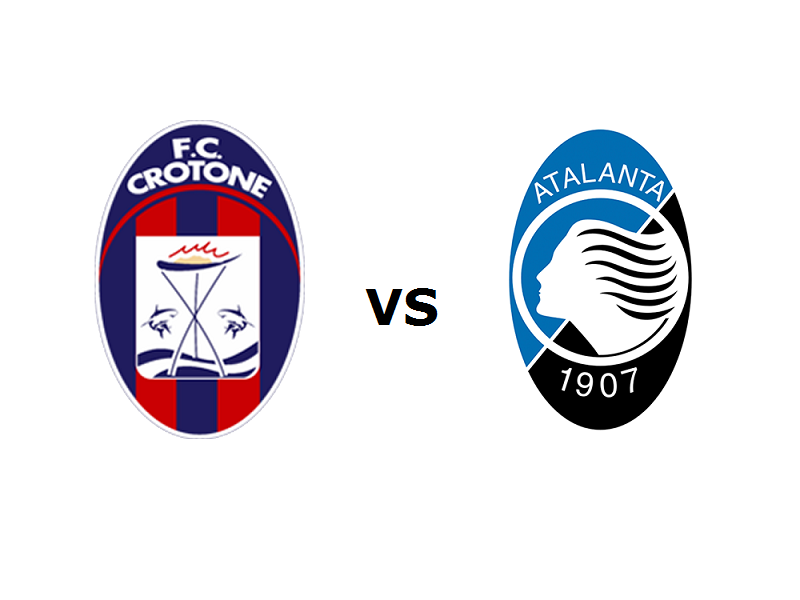 Crotone Atalanta streaming