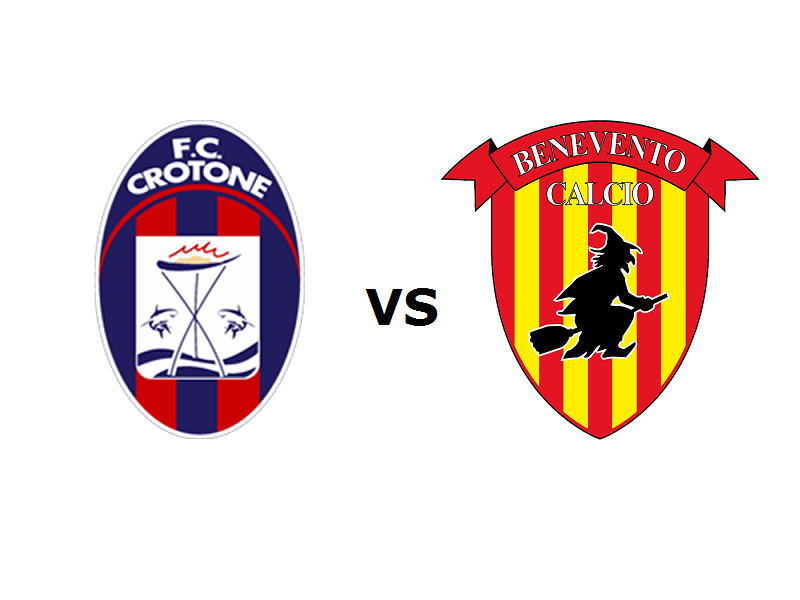Crotone Benevento streaming