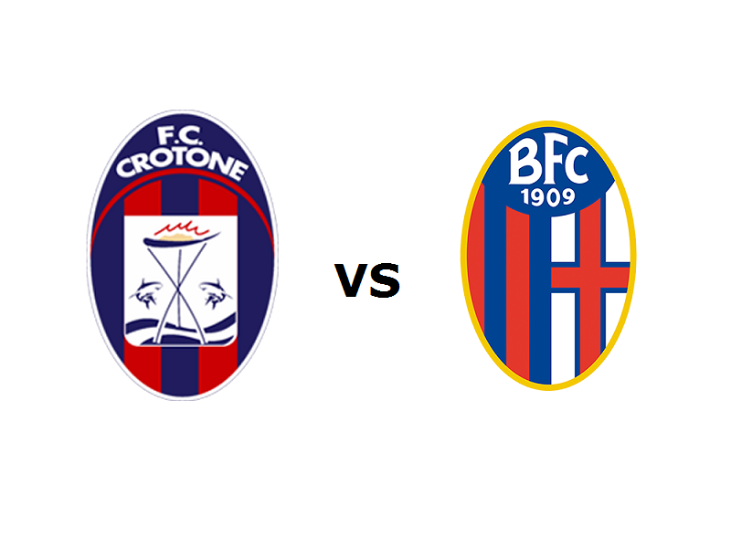 Crotone Bologna streaming