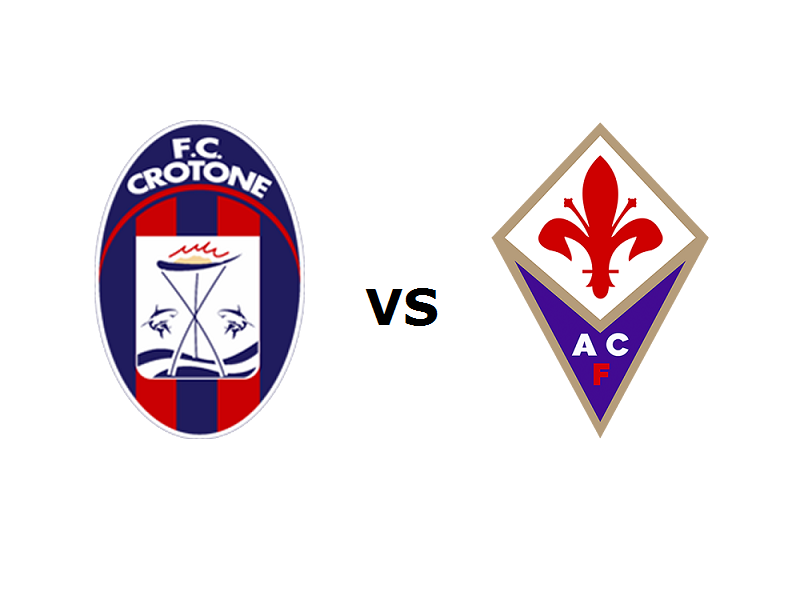 Crotone Fiorentina streaming