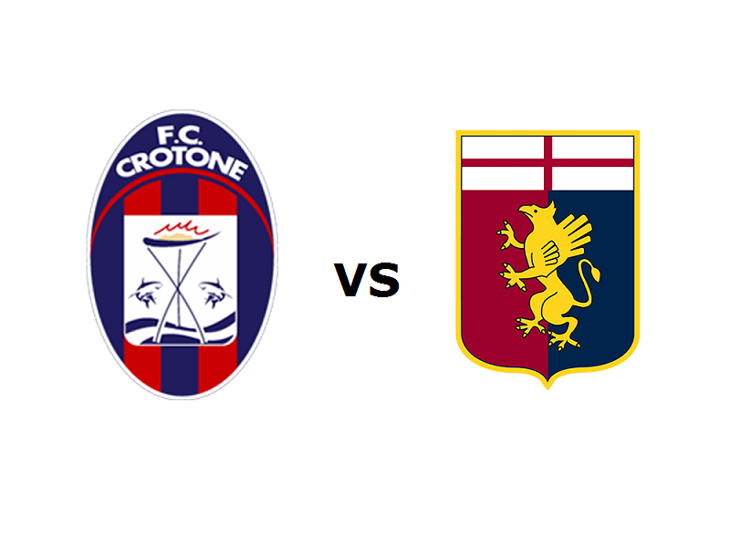 Crotone Genoa streaming