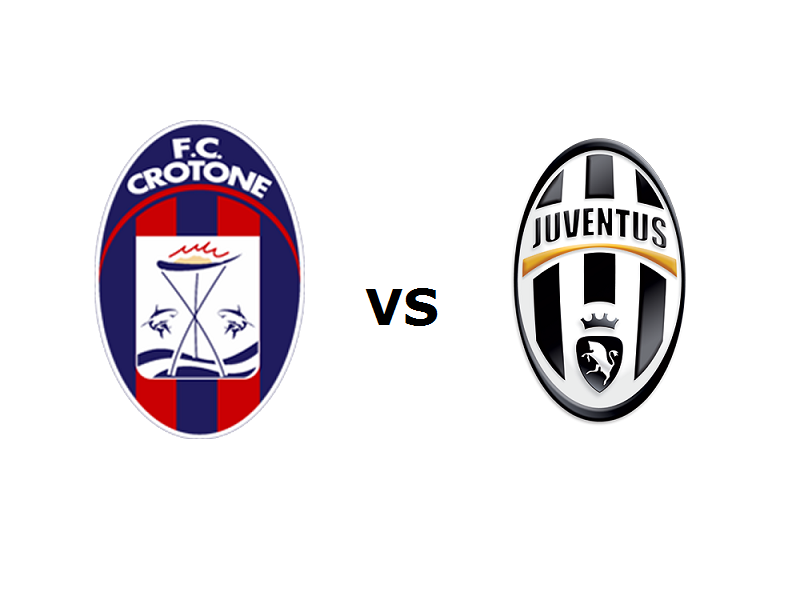 Crotone Juventus streaming