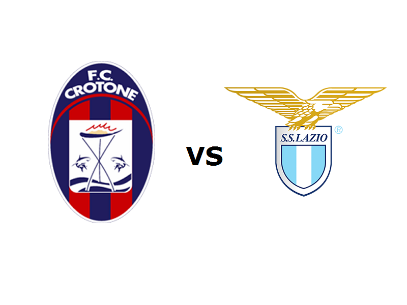 Crotone Lazio streaming