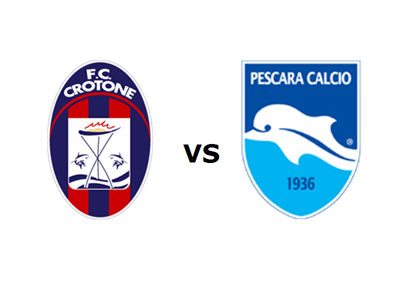 Crotone Pescara streaming
