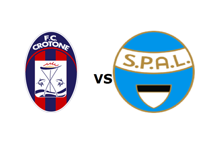 Crotone SPAL streaming