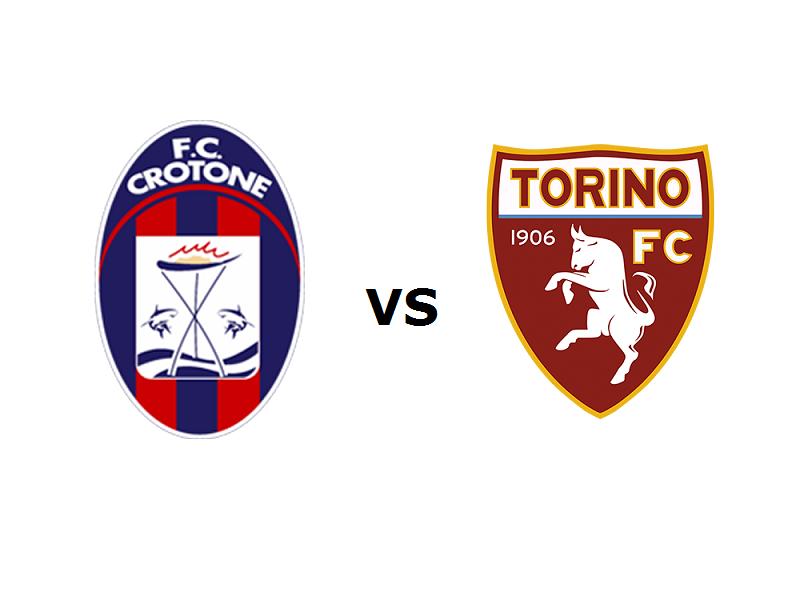 Crotone Torino streaming
