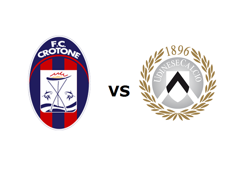 Crotone Udinese streaming