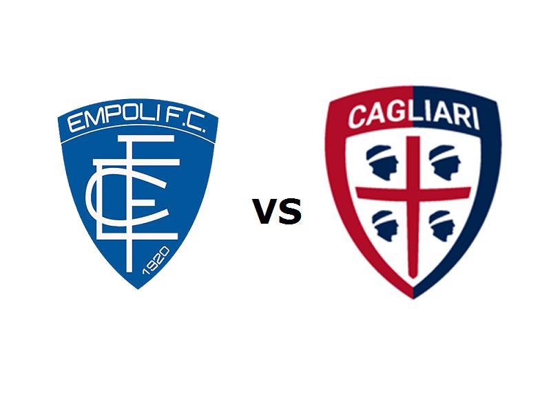 Empoli Cagliari streaming