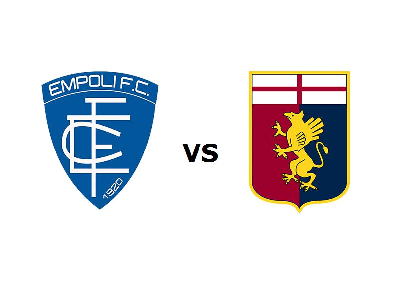 Empoli Genoa streaming