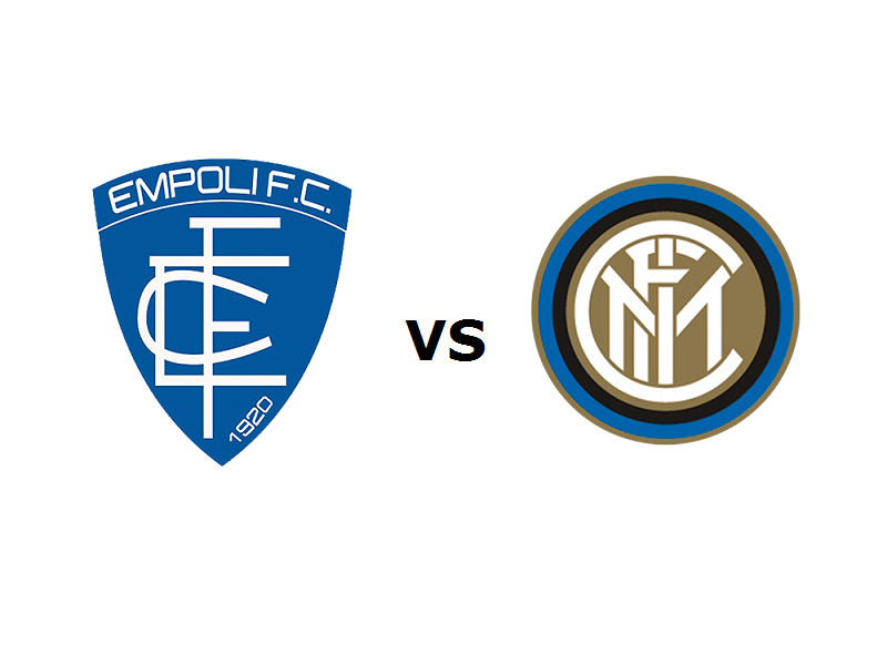Empoli Inter streaming