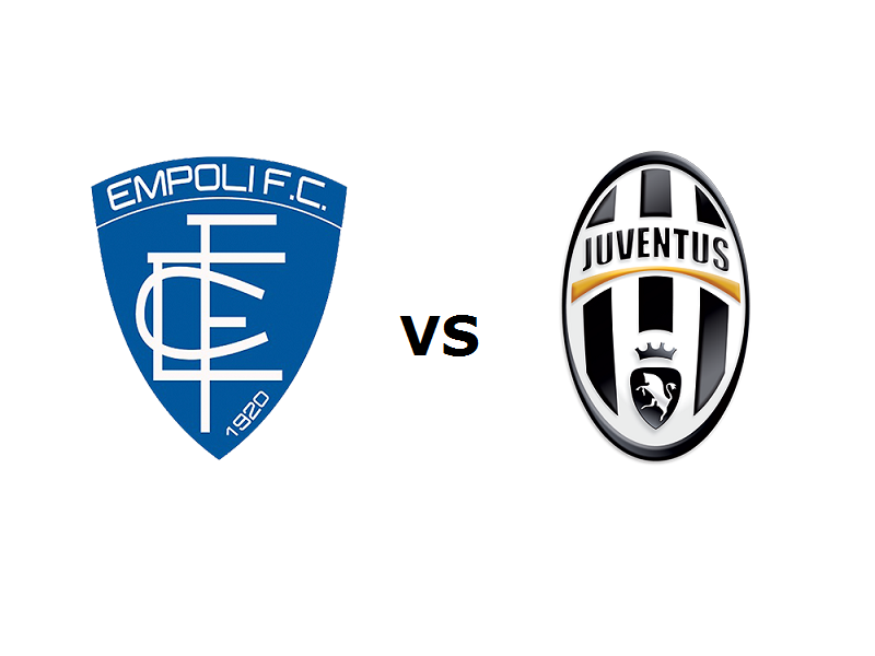 Empoli Juventus streaming