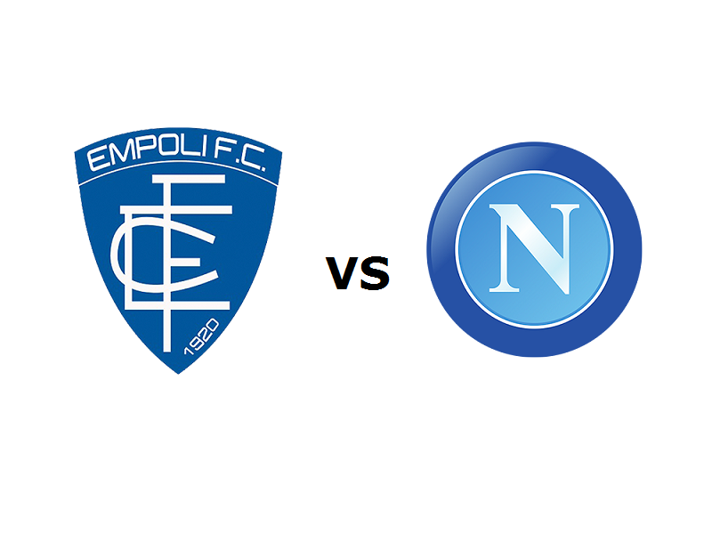 Empoli Napoli streaming