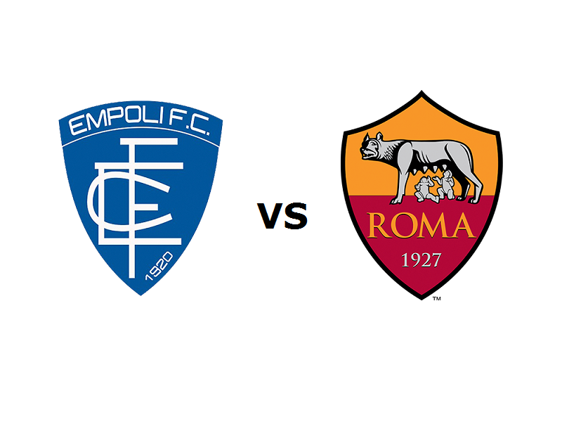 Empoli Roma streaming