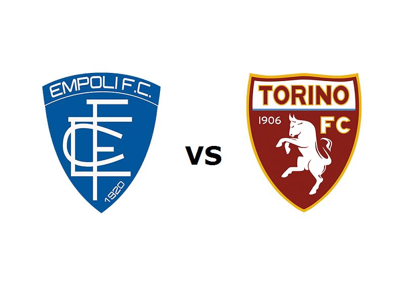 Empoli Torino streaming