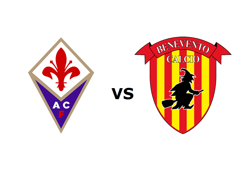 Fiorentina Benevento streaming