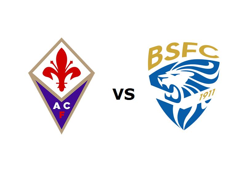 Fiorentina Brescia streaming