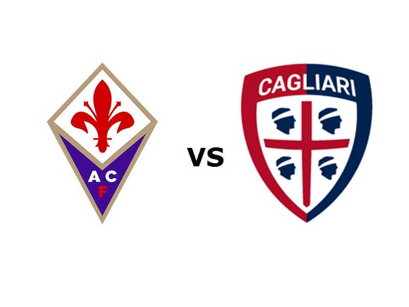 Fiorentina Cagliari streaming