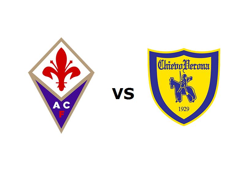 Fiorentina Chievo streaming