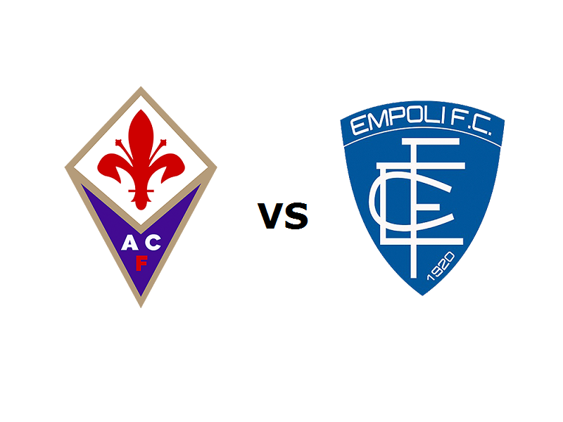 Fiorentina Empoli streaming