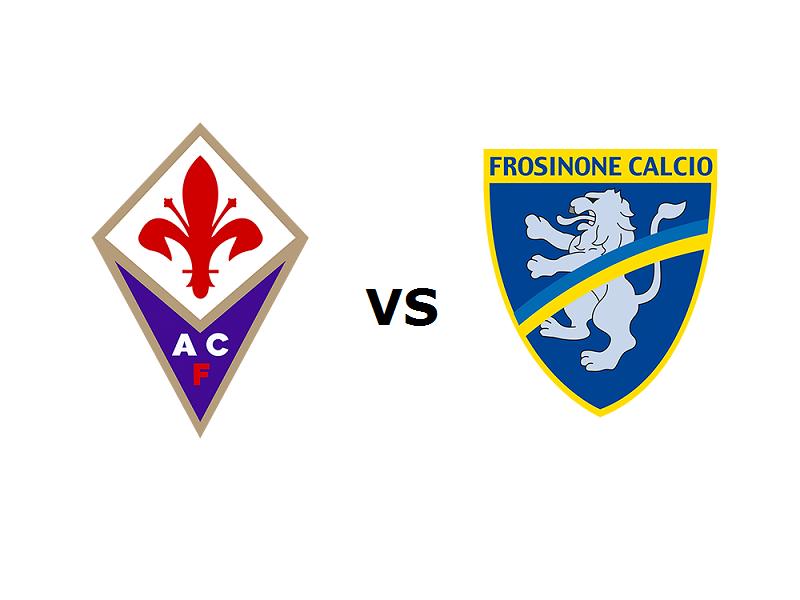 Fiorentina Frosinone streaming