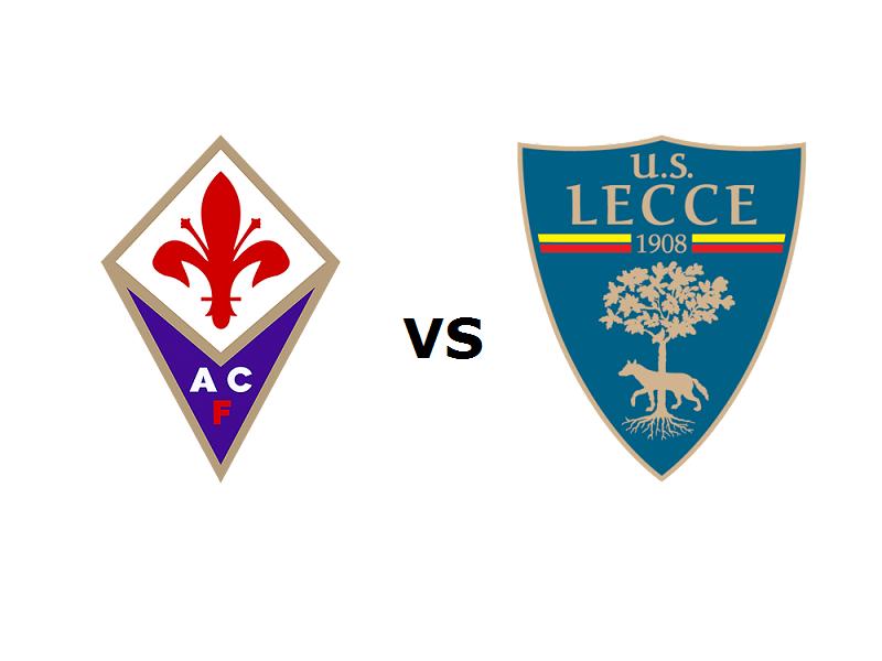 Fiorentina Lecce streaming