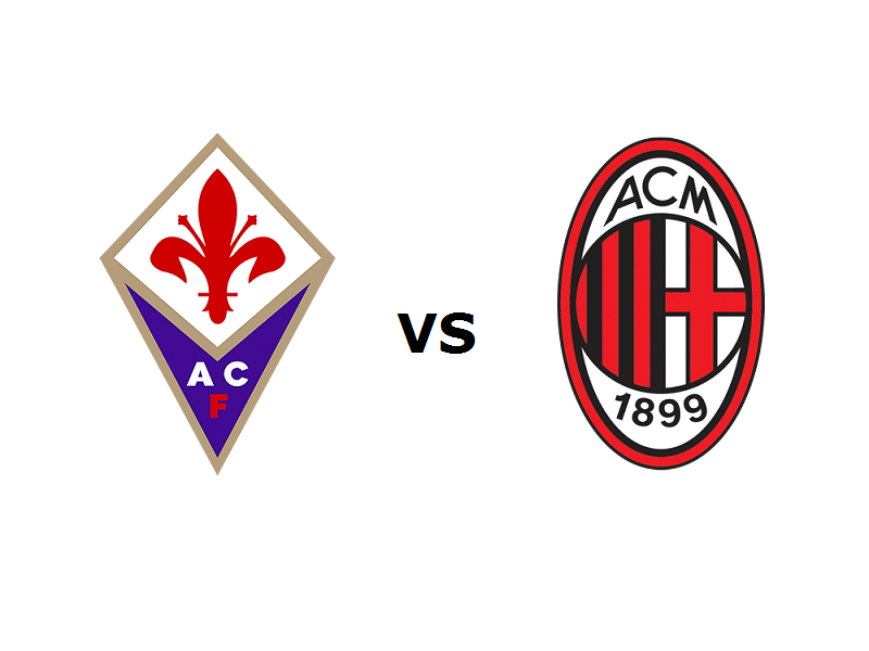 Fiorentina Milan streaming