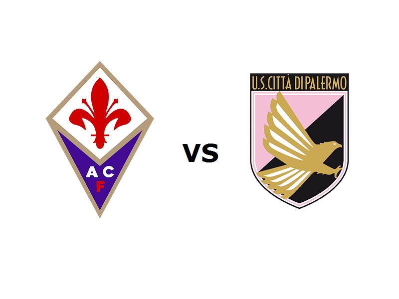 Fiorentina Palermo streaming