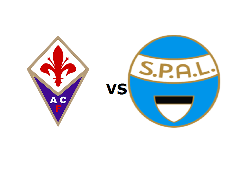 Fiorentina Spal streaming