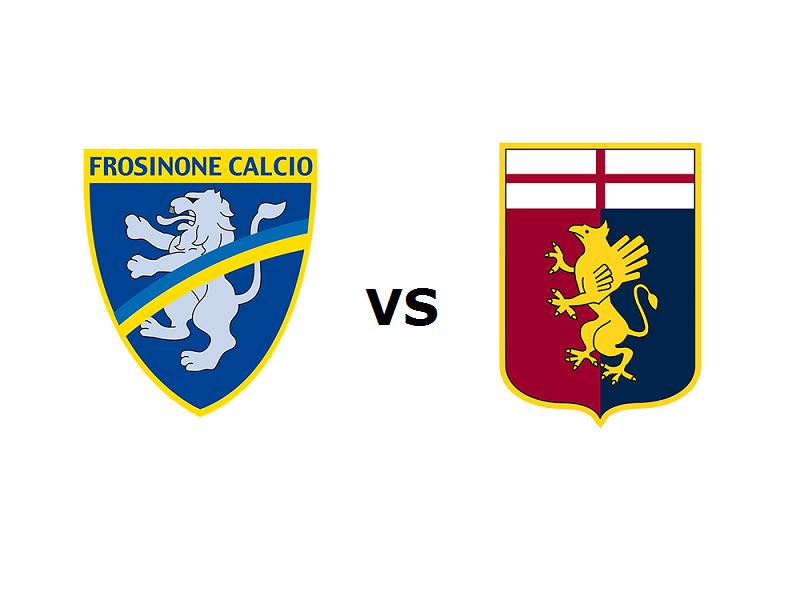 Frosinone Genoa streaming