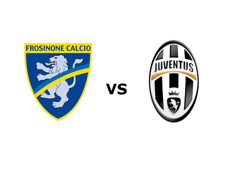 Frosinone Juventus streaming